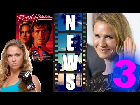 Ronda Rousey In Road House Remake, Bridget Jones Baby Adds Patrick Dempsey    Beyond The Trailer
