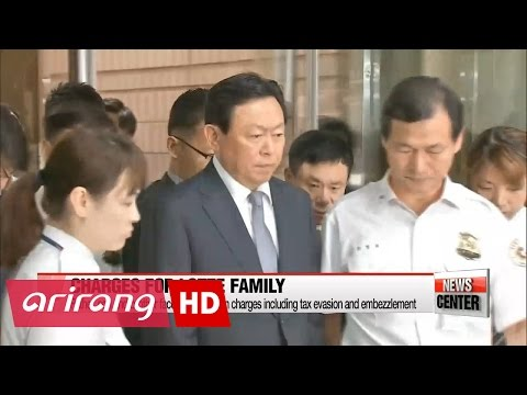 Prosecutors indict Lotte Group family members without detention