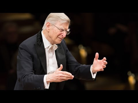 Brahms: Symphony No. 1 / Blomstedt · Berliner Philharmoniker