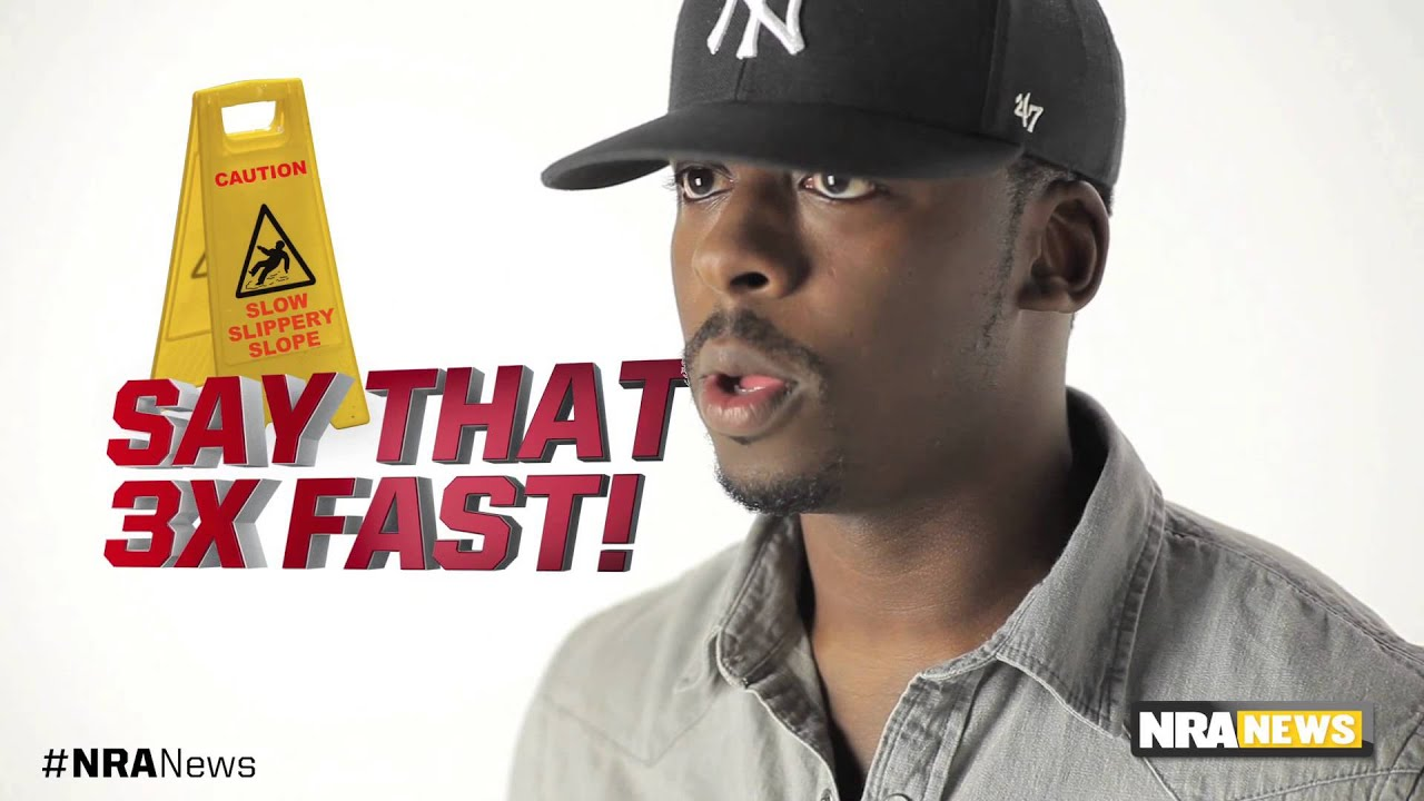 """Gun Control: """"Compromise"""" Colion Noir for NRA News"""