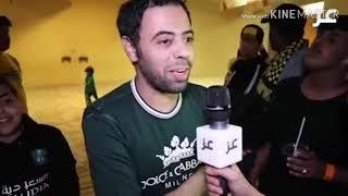 هدف عمر السومة دبل كيك يجنن فهد العتيبي وماذا قال فهد العتيبي بعد المبارة