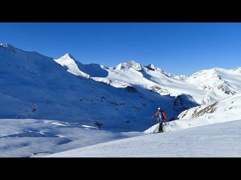 Skirunde um den Großvenediger (Teil 2)