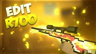 Flash edit R700 - Evoluindo - block strike
