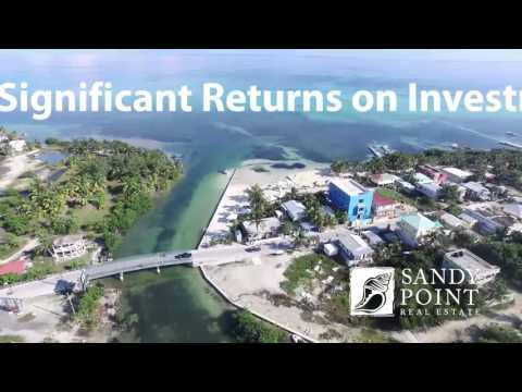 Ambergris Caye Real Estate with Sandy Point