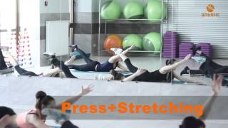 Press + Stretching