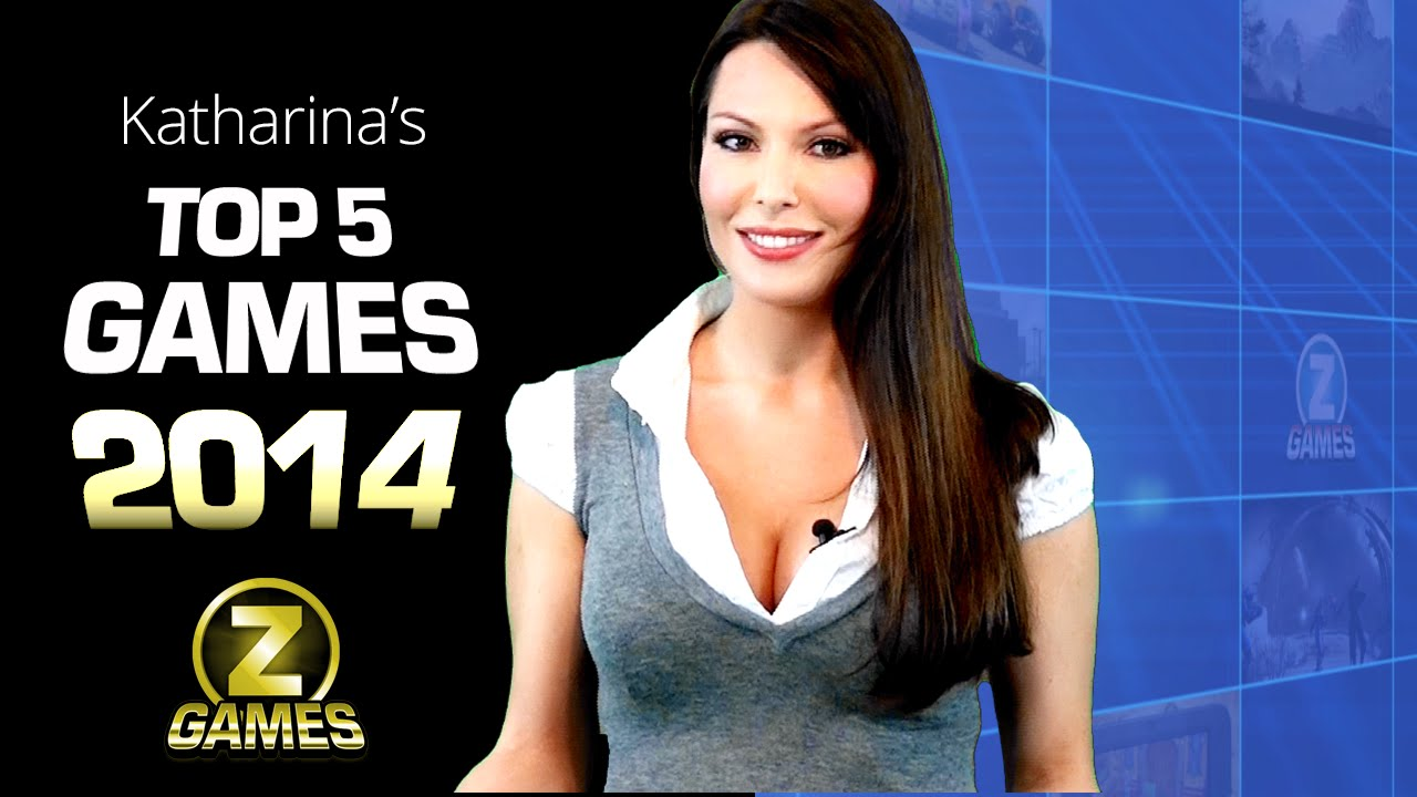 Kate's Top 5 Games of the Year - GOTY 2014 - YouTube