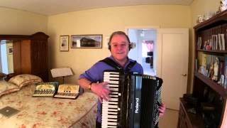 Blue Bayou --- Mario Muschi --- FR7X accordion