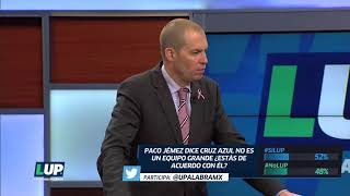 """Cruz Azul perdió la grandeza"": Gustavo Mendoza"