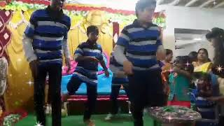 jagam  center party dance by our boys