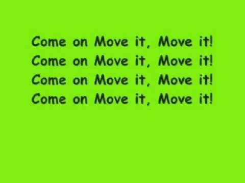 Culcha Candela - Move It  With Lyrics