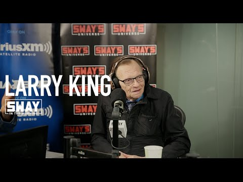 Larry King on Donald Trump's Dangerous Path, Interviewing Music Legends & Hilarious Take on Marriage