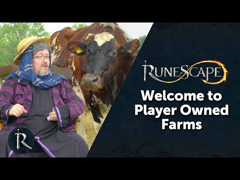 RuneScape Spotlight – Introduction to Player Owned Farms