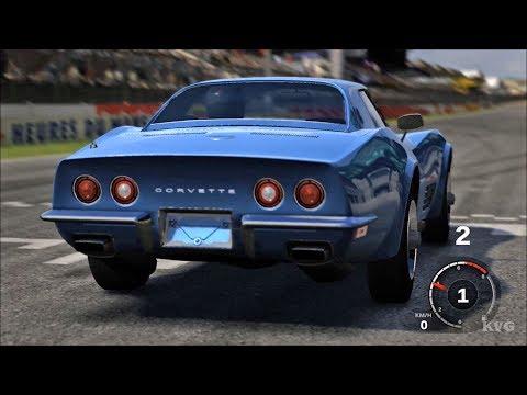 Chevrolet Corvette test