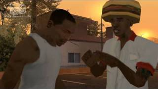 GTA San Andreas - Walkthrough - Mission #17 - Life