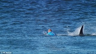 Surfer Mick Fanning is tragically told his older brother Peter 'died in his sleep' just hours