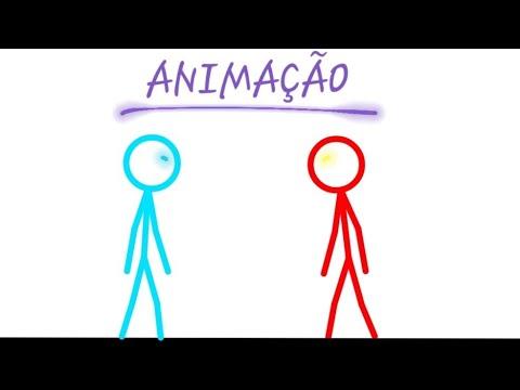 DESTINO DE UM APRENDIZ - Animação Stick Fighter