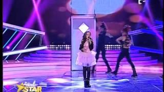 "One Direction - ""Story of My Life"". Vezi cum cântă Romina Ciocoiu, la Next Star!"