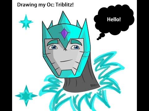 Drawing My OC!