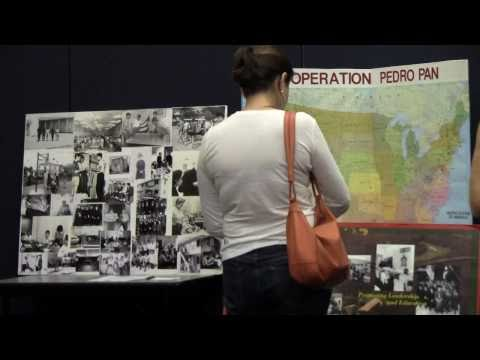 Alumni, faculty/staff commemorate 50th anniversary of Pedro Pan exodus