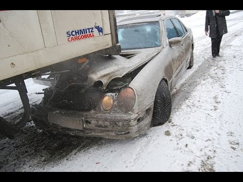 Смотреть Самые Самые аварии январь 2018 г. онлайн