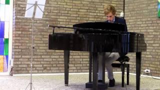 Piano-improvisatie - Heer U bent mijn leven