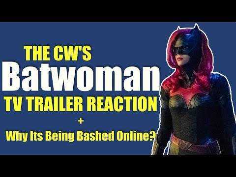 DJ MoonDawg - The CW's Batwoman trailer is getting bashed online...here's why!