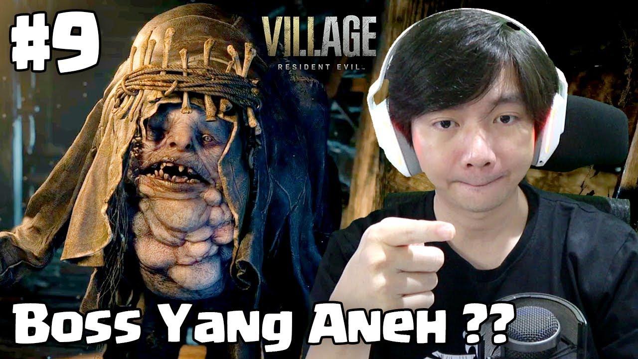 Boss Teraneh ??? - Resident Evil Village 8 Indonesia - Part 9
