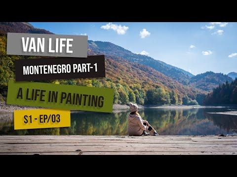 VAN LIFE: Montenegro Part-1 | S1 - EP/03