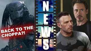 Predator Reboot with Shane Black, Marvel vs DC Cinematic Universe - Beyond The Trailer