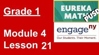Eureka Math Grade 1 Module 4 Lesson 21