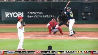 広島カープ 2017 菊池ファインプレー集なぜそこに菊池がいるのだ