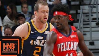 Utah Jazz vs New Orleans Pelicans Full Game Highlights | March 6, 2018-19 NBA Season