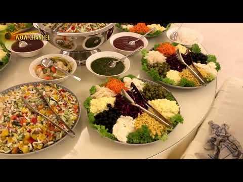 Afghan Traditional Food - Cuisine Traditionnelle Afghan - غذاهای محلی افغانستان