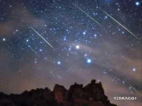 sciame meteorico perseidi 2013