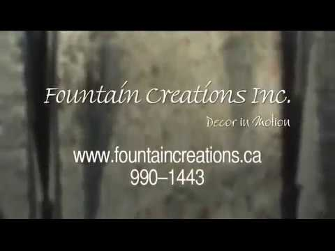 Fountain Creations & Wellness crafts