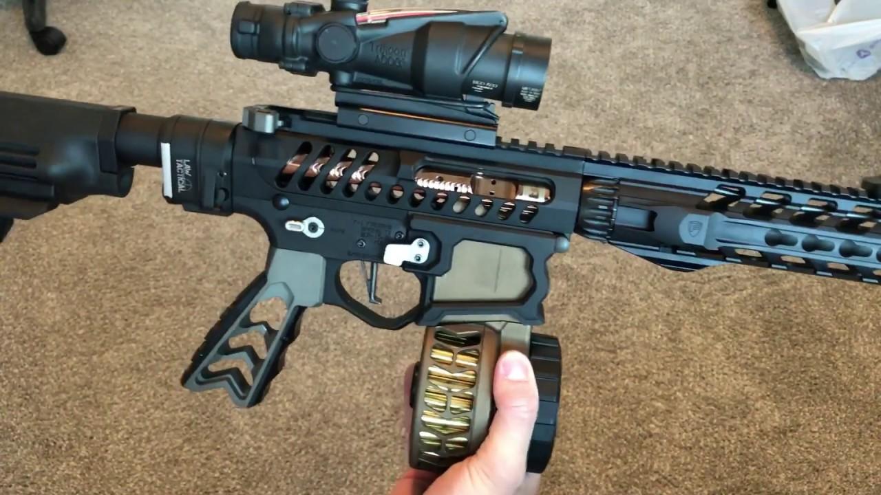 f1 firearms custom built ar pistol youtube