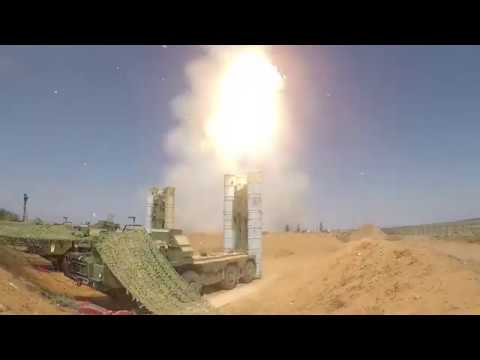 Centre 2019: Large-scale missile drills take place in Russia