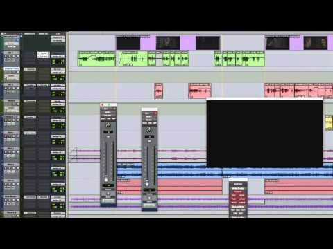 Pro Tools Automation Capture and Punch