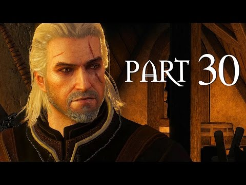 The Witcher 3 Walkthrough Part 30 - COUNT REUVEN'S TREASURE (The Witcher 3 PC Gameplay)