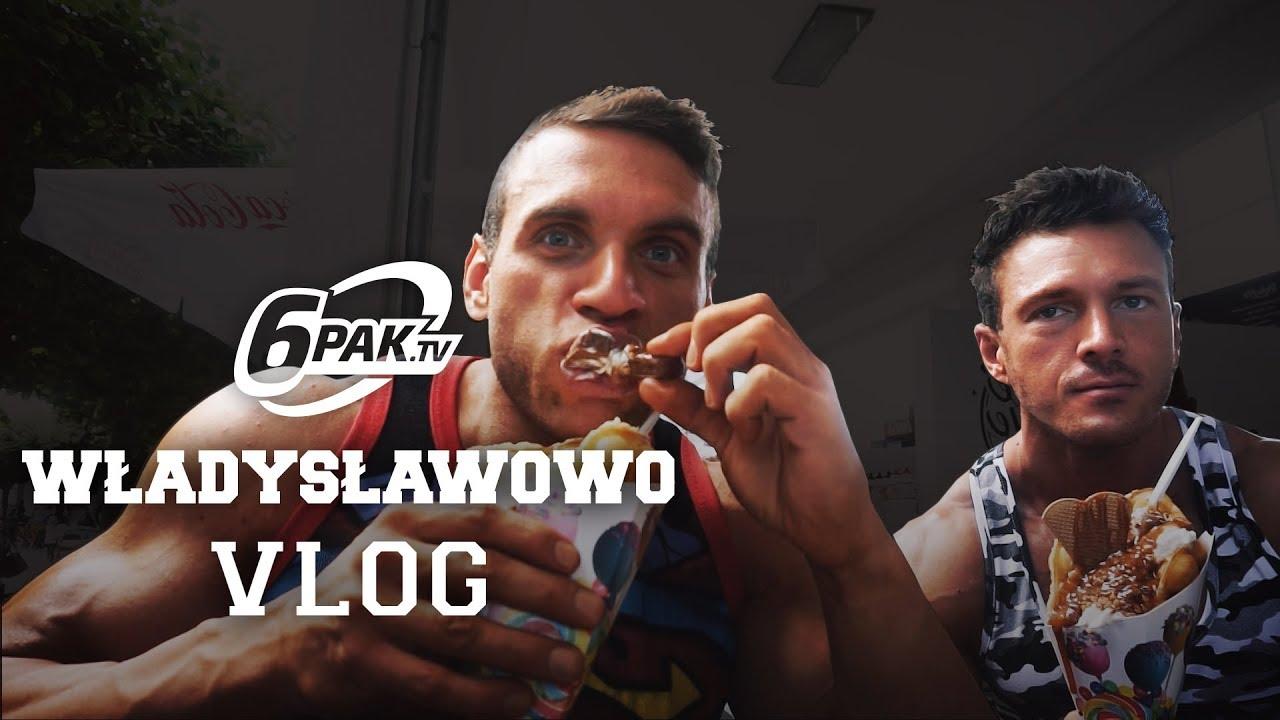 Piotrek Borecki VLOG Władysławowo Sopot 2017