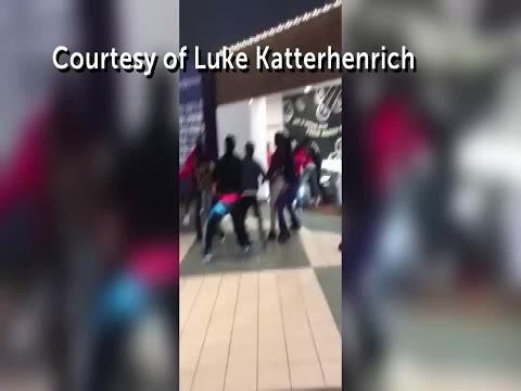 Easton Town Center Brawl