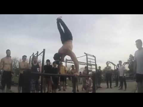 World Pull Up Day 2016    Barcebados Freestyle Compilation   Argentina