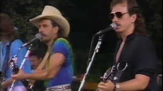 BELLAMY BROTHERS - OLD HIPPIE (LIVE)