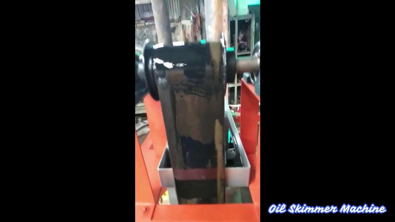 Download Elastomer Belt I Oil Skimmer Build