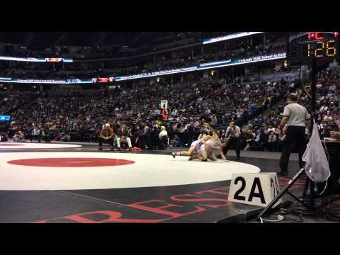 Paonia's Jesse Reed wins fourth wrestling title