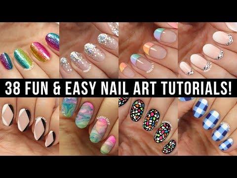 New Nail Designs Fun & Easy Nail Art Compilation
