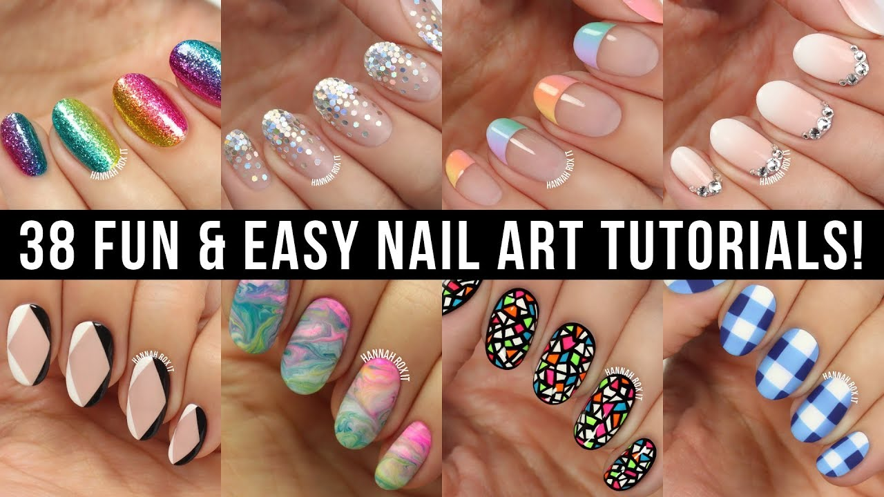 New Nail Designs Fun & Easy Nail Art Compilation