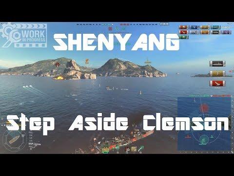 T4 PA DD Shenyang [WiP] - Step Aside Clemson