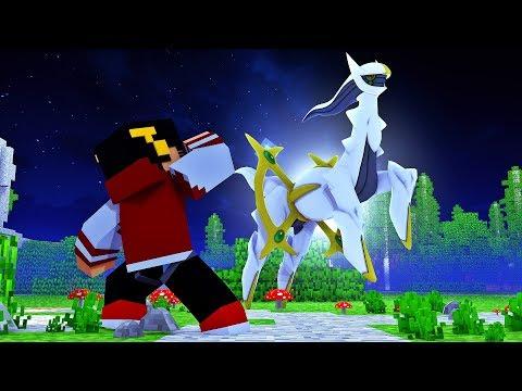 Minecraft: POKEMON DEUS - POKEMON RUBY Ep.8 ‹ AMENIC ›