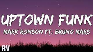 Mark Ronson - Uptown Funk (feat. Bruno Mars) - Lyrics